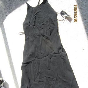 Jones New York Black t-strap dress